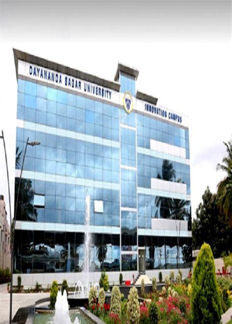 Dayananda Sagar College Mba Admission by Dayananda Sagar Dsu Bangalore Images