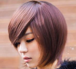 model rambut pendek blow ragam informasi terkini