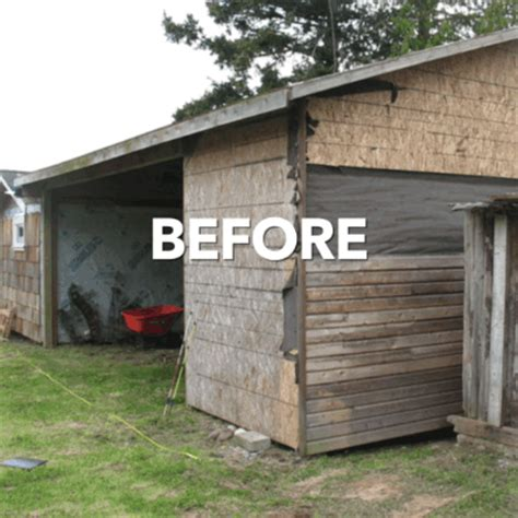 Renovated Sheds by Renovations Pole Barn Builder Specializing In Post Frame