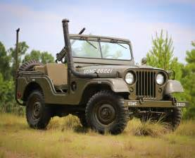 M38 Jeep 1952 Willys M38 A1 Jeep Collection