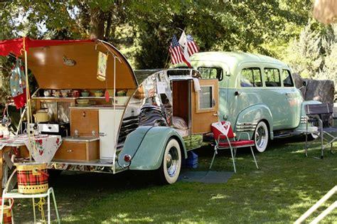 retro teardrop cer for sale antique car trailer antiques center