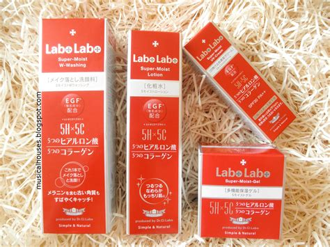 Labo Labo Lotion labo labo moist review gel lotion uv w