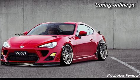 Auto Tuning Shop Online by Tuning Shop Toyota Gt 86
