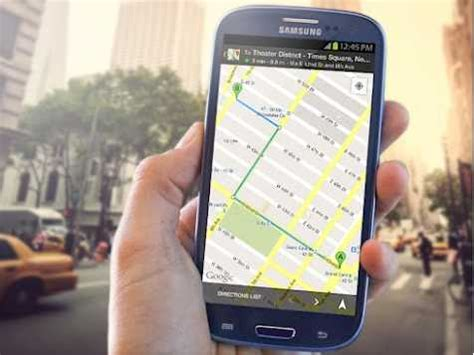 mobile blog :: are google maps useful on your smartphone?
