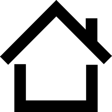 wohnung icon free illustration icon home house free image on