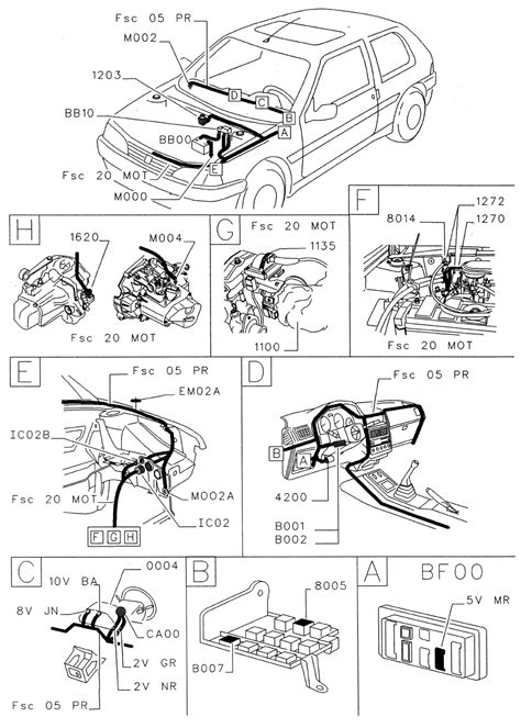 Peugeot Engine Diagram - Wiring Diagrams