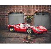 The Ferrari Collector Paul Ebeling And John Cannizzo