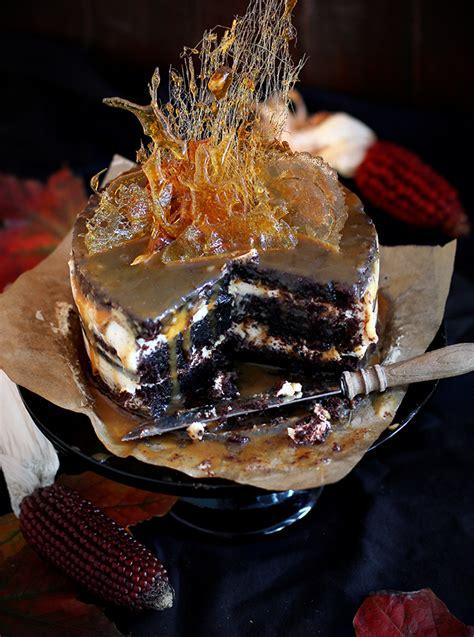 schoko karamell kuchen schokoladen karamell torte k 252 chendeern