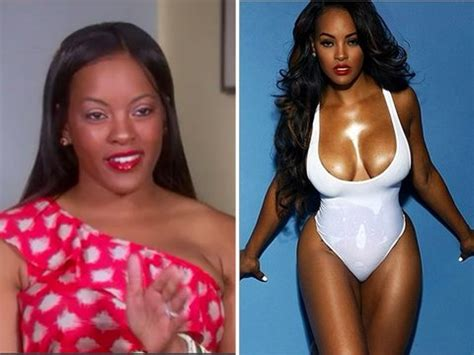 erica mena before and aftwr plastic surgery clever contouring plastic surgery major makeovers vh1