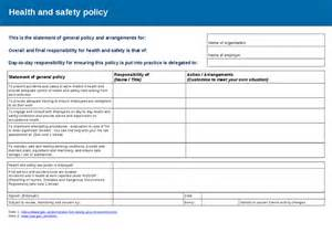 health and safety forms templates risk assessment policy template hashdoc