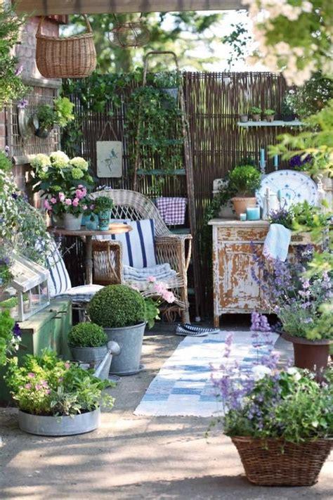 Garten Gestalten Landhausstil by Die Besten 17 Ideen Zu Shabby Chic Terrasse Auf
