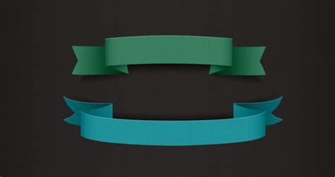 psd ribbon pack styles psd web elements pixeden