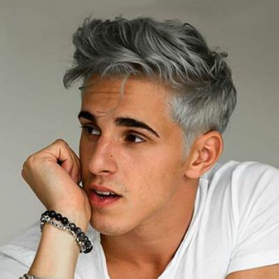 a guide to silver/grey hair for men | the idle man