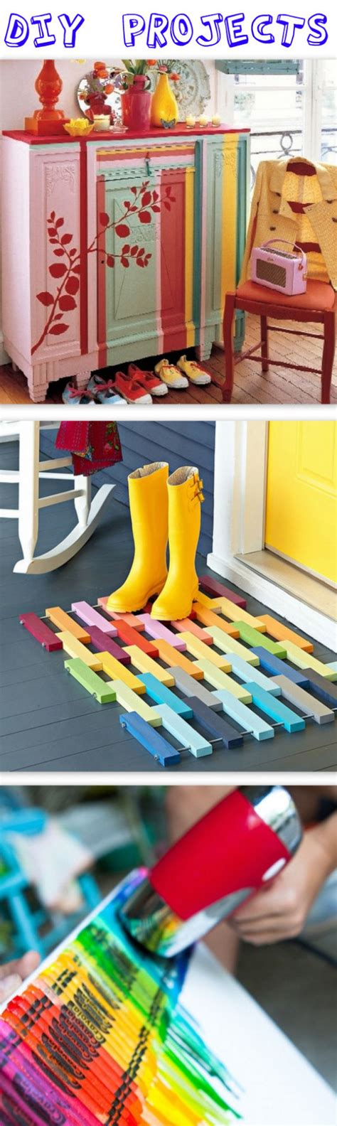 Projects Diy House Projects Bright Diy Projects Easy Diy Projects Bright Bold
