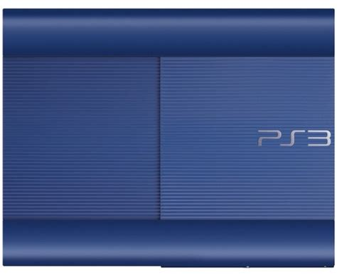 Blue Ps3 8 blue ps3 slim blue and slim ps3s