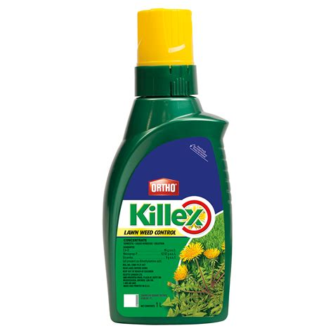 ortho killex lawn weed control concentrate
