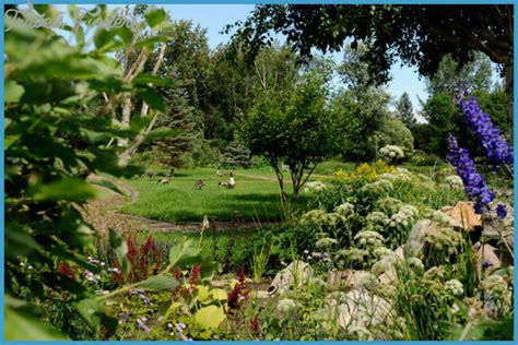 Devonian Botanical Gardens Devonian Botanic Garden Map Travelsfinders