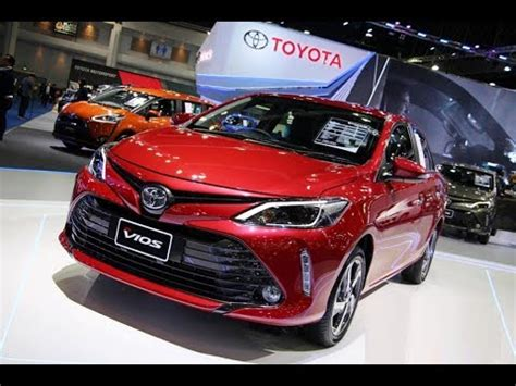 the new toyota vios 2018 youtube
