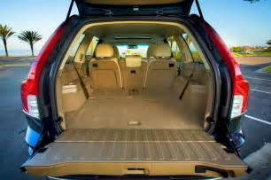 Volvo Xc70 Cargo Space 2013 Volvo Xc90 Reviews And Rating Motor Trend