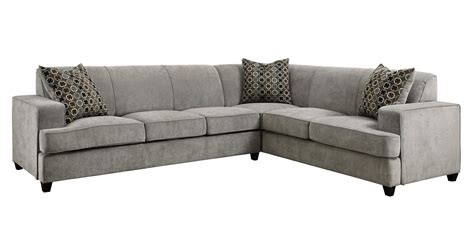 affordable sectional couch tess sectional sofa for corners with sleeper mattress