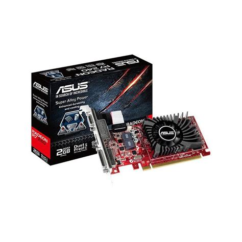 Asus Laptop Amd Graphics Card asus r7240 2gd3 l radeon r7 240 2gb 128 bit ddr3 pci express 3 0 low profile card pakdukaan