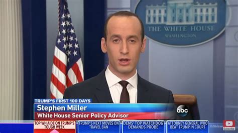stephen miller dad credibility problem trump s team of tv surrogates