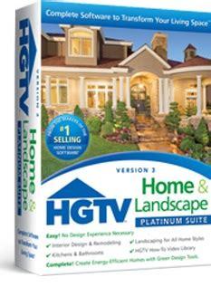hgtv home and landscape design software for mac hgtv home landscape platinum suite 3