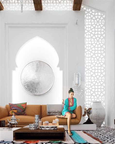 moroccan style living room moroccan style interior design
