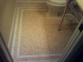Bathroom Border Ideas Tile Bathroom Floor With White Border