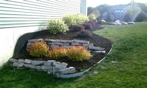 Easy Maintenance Garden Ideas Basic Landscaping Ideas Easy Landscaping Ideas Pictures Home Design Ideas With Basic