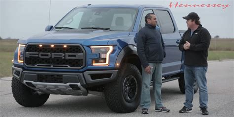 ford svt raptor hennessey hennessey s impressions 2017 f 150 raptor ford authority
