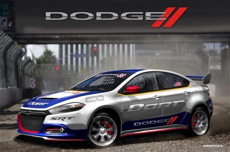 2013 dodge dart rally car with 600hp 2 0l turbo