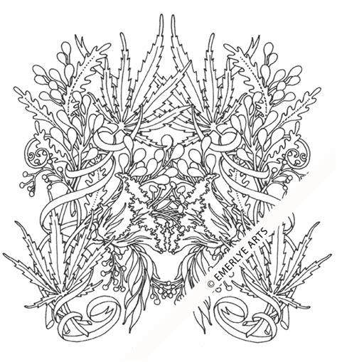 cynthia emerlye vermont artist and life coach hemp mask