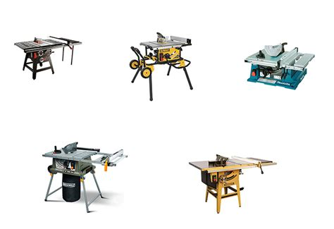 10 best contractor table saws in 2018