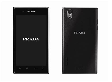 Fashion Mobile Lg Prada Phone by Prada Phone By Lg 3 0