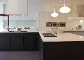 Modern Kitchen Interior Design Ideas Home Interior Design Black Modern And Fresh Interior