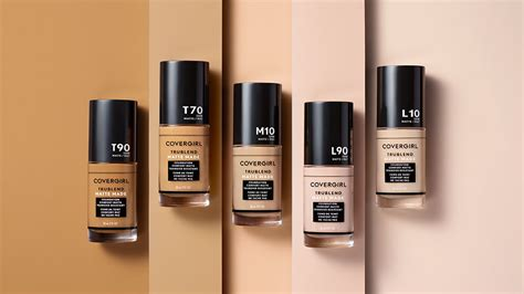 Foundation Covergirl covergirl launches most inclusive foundation yet stylecaster