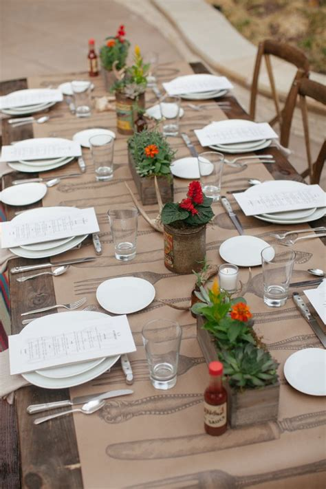 design event table online laid back dinner party with christina logan designs