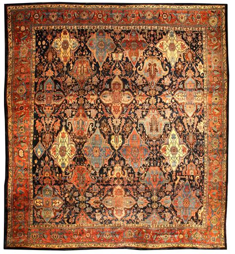 Persian Bidjar Rug Antique Persian Rug Antique Rug Antique Rugs Prices