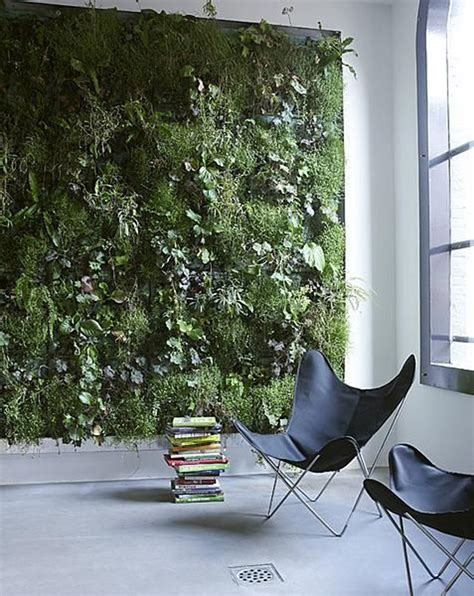 Indoor Wall Garden by 20 Cool Vertical Garden Walls Home Design And Interior