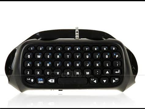 Keyboard Wireless Stik Ps4 Stick Ps4 Dobe Murah Bagus Berkualitas ps4 wireless keyboard tastatur unboxing doovi