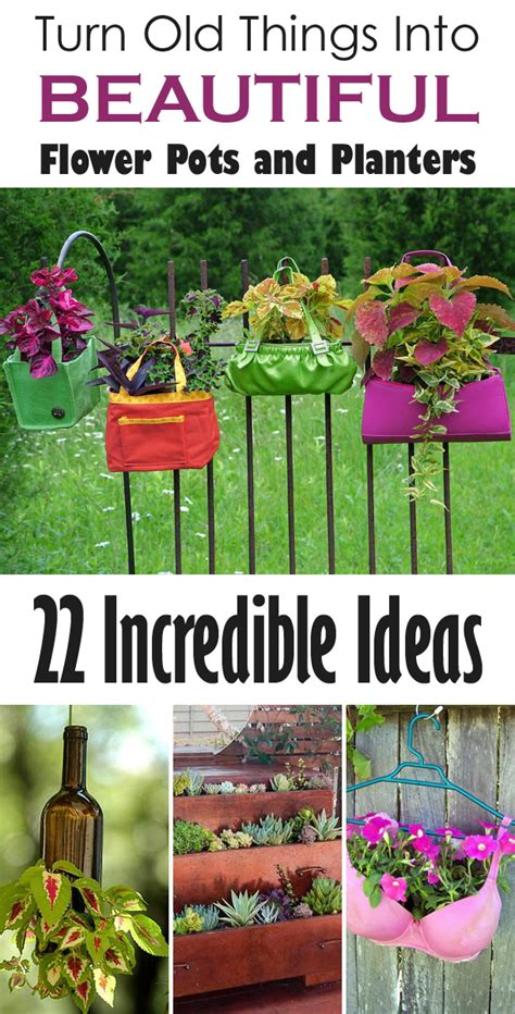 22 incredible ideas how to turn old things into beautiful