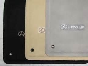 Floor Mats For Lexus Is250 Genuine 06 13 Lexus Is250 Awd Ivory Carpet Floor Mats Ebay