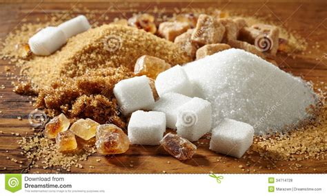 What Is Table Sugar by Various Types Of Sugar Royalty Free Stock Photos Image 34714728