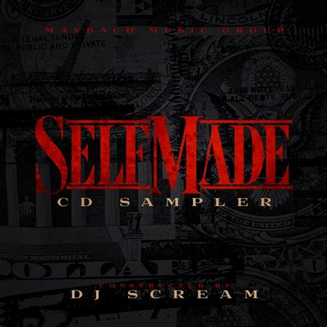 Self Made maybach self made cd sler rap