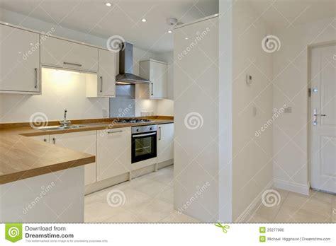modern fitted kitchens modern fitted kitchen royalty free stock image image