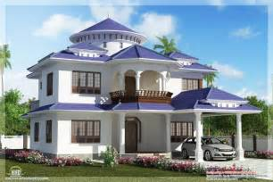 beautiful dream home design in 2800 sq feet indian home