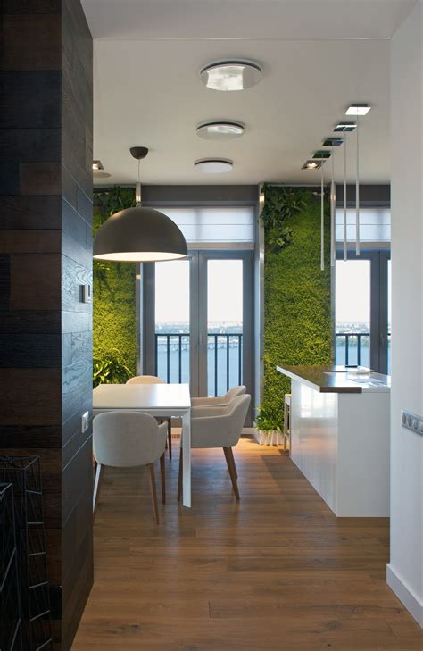 Vertical Garden Walls Vertical Garden Walls Add To Apartment Interior