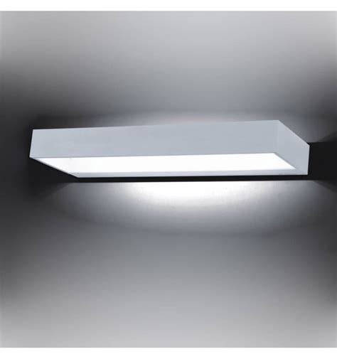 applique a led applique murale led rectangle 12w 40 cm recto