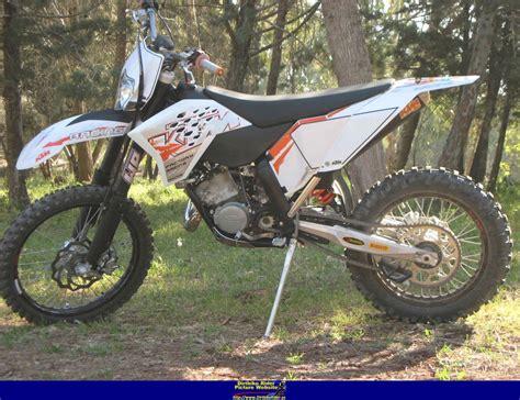Ktm Exc 125 Specs 2008 Ktm 125 Exc Pics Specs And Information